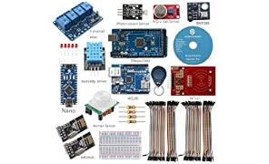 Smart Home Internet of Things Kit for Arduino and Raspberry Pi