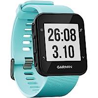 Garmin Forerunner 35 - GPS Running Smart Watch with Cardio Wrist - Water Green