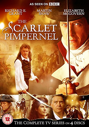 Scarlet Pimpernel - The Complete Series 1 & 2 [DVD] [UK Import]