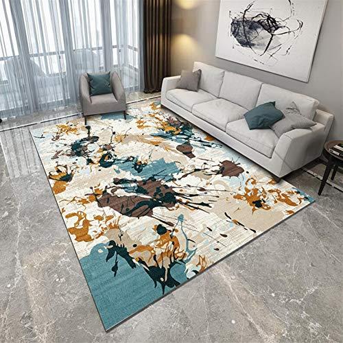 Ommda Alfombras Modernas Orientales Salon Dormitorios Grandes Rectángulo Antideslizante Habitacion...