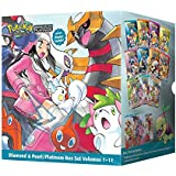 POKEMON ADVENTURES DIAMOND PEARL PLATINUM GN BOX SET