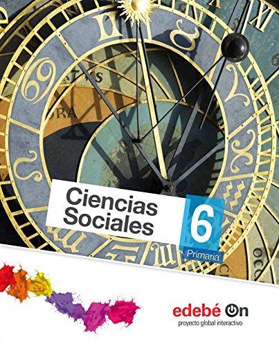 Ciencias Sociales 6 - 9788468320458