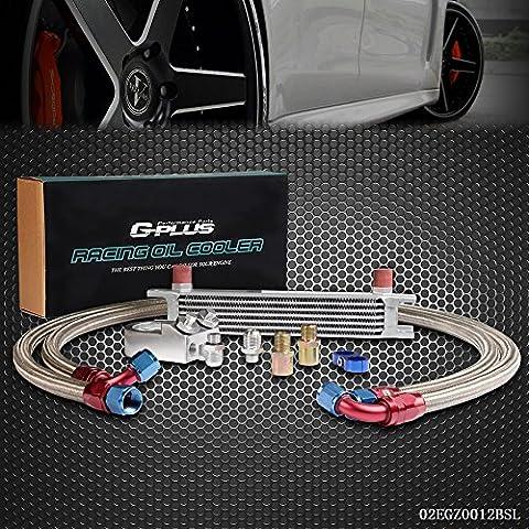 speedmotor 7fila AN10Universal Motor para aceite de transmisión Kit + filtro adaptador para manguera, color