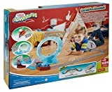 Thomas & Friends DVT12 Shark Escape Set, Thomas the Tank Engine Toy Train Set, Adventures Toy Train, 3 Year Old