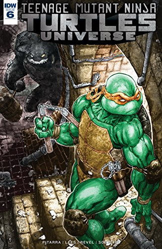 Teenage Mutant Ninja Turtles Universe #6 (English Edition ...