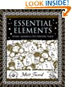 Essential Elements: Atoms, Quarks, and the Periodic Table (Wooden Books)