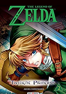 The Legend of Zelda - Twilight Princess Edition simple Tome 2