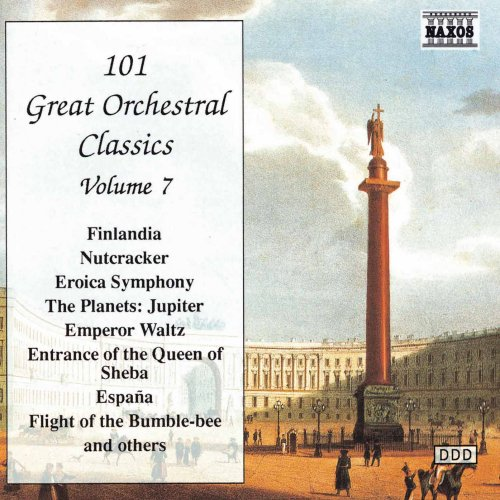 101 Great Orchestral Classics [Import USA]