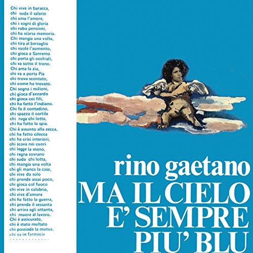 Preisvergleich Produktbild Ma Il Cielo E Sempre Piu Blu (Rsd18) [Vinyl LP]