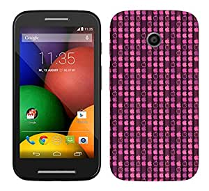 WOW Printed Designer Mobile Case Back Cover For Motorola Moto E (1st Gen)