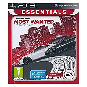 Need For Speed: Most Wanted - Essentials Collection (PlayStation 3) [UK IMPORT]
