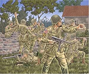 Revell US-Airborne WWII