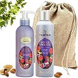 Französisches Beauty Pflege Geschenkbox Douce – Un Air d'Antan Exclusiv Frischeres Parfum...