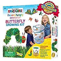 The Very Hungry CaterpillarTM Butterfly Growing Kit