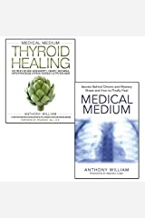 anthony williams medical medium collection 2 books set (thyroid healing,[hardcover], medical medium) Paperback