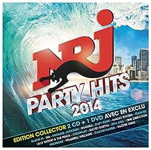 NRJ PARTY HITS 2014 2CD+DVD