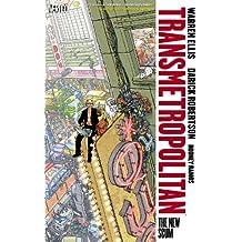 Transmetropolitan, Vol. 4: The New Scum