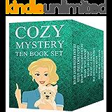 Cozy Mystery 10 Book Set (English Edition)