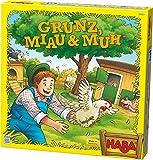 Haba 300923 - Grunz Miau und MUH Spiel