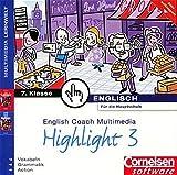 Produkt-Bild: English Coach Multimedia Highlight 3