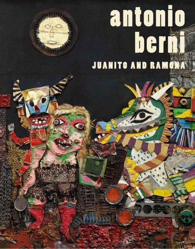 Antonio Berni: Juanito and Ramona (Museum of Fine Arts, Houston) by Mari Carmen Ramírez (2013-12-17)