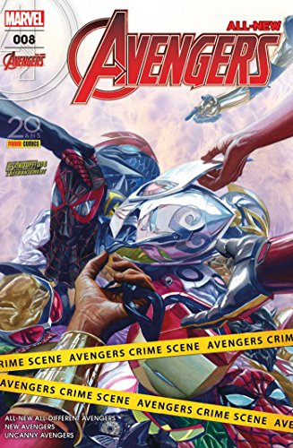 All-New Avengers nº8 par Mark Waid