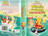 Video - Winnie the Pooh - The Great River Rescue [VHS]