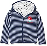 SALT AND PEPPER Baby - Jungen BG Jacket reversible Jacke,, per pack Blau (navy blue 450), 68 (Herstellergröße: 68)