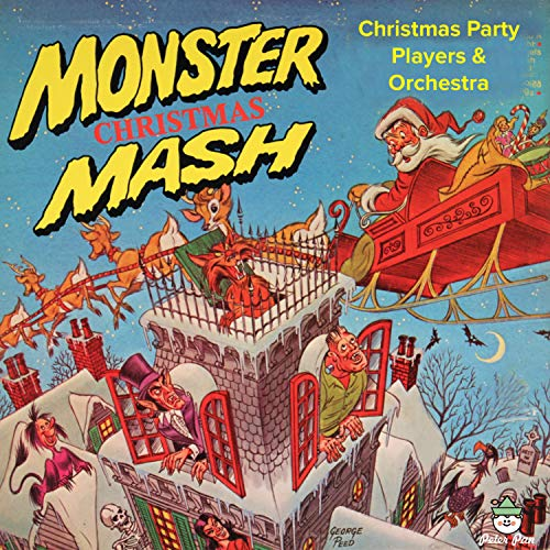 Monster Christmas Mash