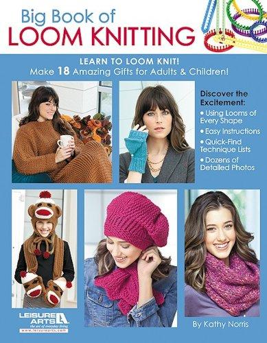 Big Book Of Loom Knitting Amazon Kathy Norris 0028906056044
