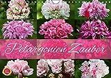 Pelargonien Zauber (Wandkalender 2018 DIN A4 quer): Erleben Sie den Zauber von wunderbaren Pelargonien, im Volksmund auch unter Geranien bekannt. ... [Kalender] [Apr 01, 2017] Cross, Martina
