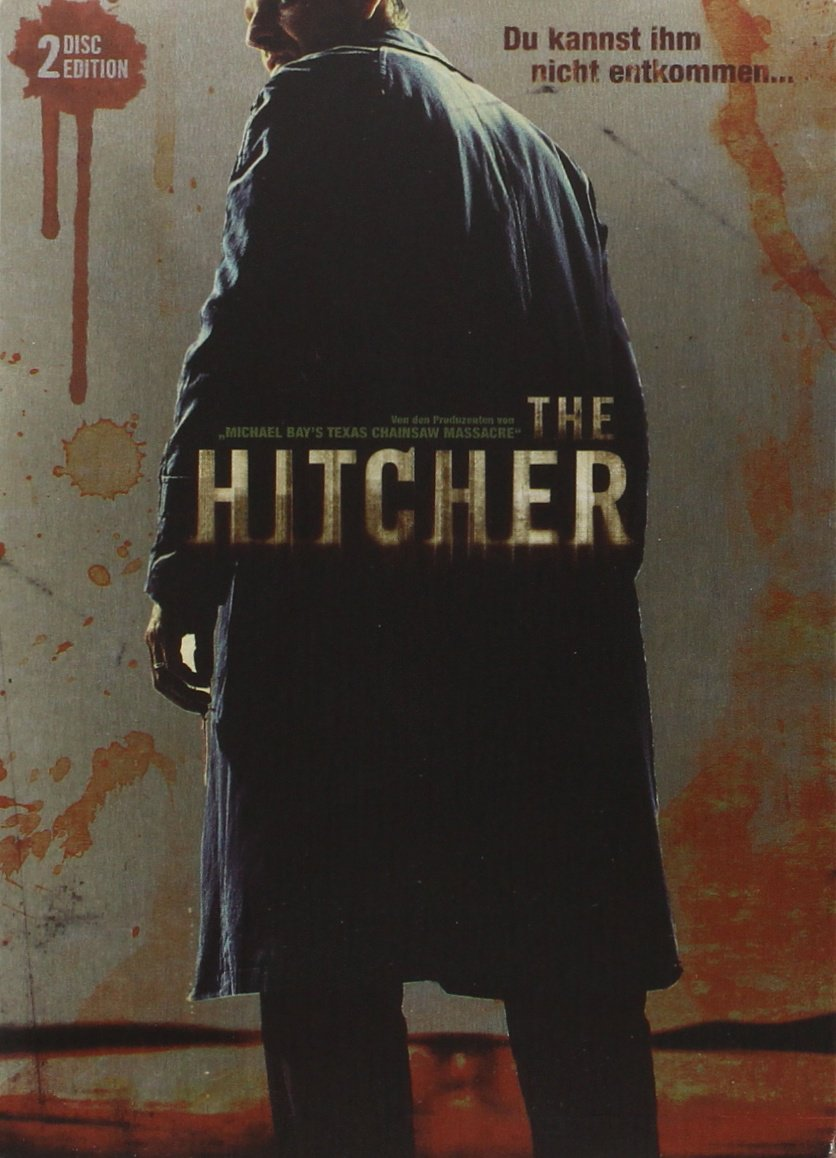 The Hitcher (Special Uncut Edition, 2 DVDs im Steelbook) [Edizione: Germania]