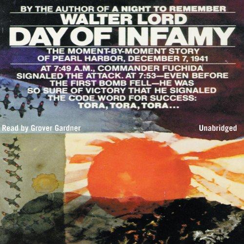 Day of Infamy  Audiolibri