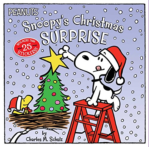 Snoopy's Christmas Surprise (Peanuts) por Charles M. Schulz