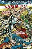 Liga de la Justicia núm. 71/ 16 (Renacimiento) (Liga de la Justicia (Nuevo Universo DC))
