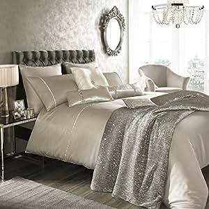 kylie minogue parure de liza parure de lit double housse de couette cuisine maison. Black Bedroom Furniture Sets. Home Design Ideas