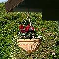 Gärtner Pötschke Terracotta-Hängeschale Apollonia von Gärtner Pötschke - Du und dein Garten