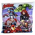 Avengers Kissen Junge 40 x 40 cm Avengers Assemble von Avengers auf Gartenmöbel von Du und Dein Garten