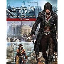 Assassin's Creed: A Walk Through History (1189-1868) by Rick Barba (2016-10-25)