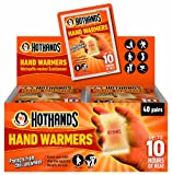 Hot Hands Hand Warmer - Pack of 40