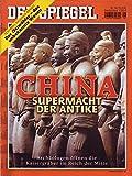 Der Spiegel Nr. 16/2002 15.04.2002 China: Supermacht der Antike - Archäologen öffnen die Kaisergräber im Reich der Mitte