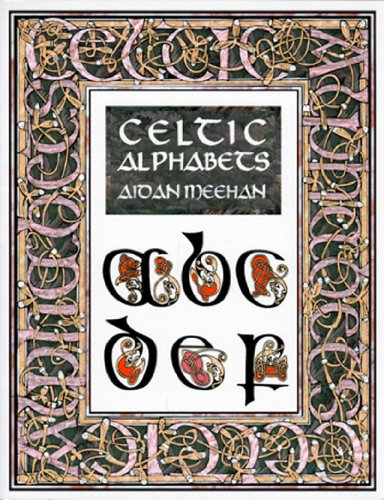 Celtic Alphabets (Celtic Design)