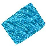 Sharplace Mädchen Tube-Top Strapless Top Bustier Elastische Band Stirnband Für Tutu Kleid Fotoshooting Kostüm - Blau