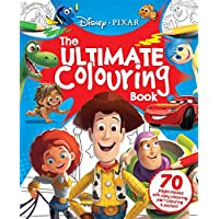 Disney Pixar - Mixed: The Ultimate Colouring Book (Mammoth Colouring Disney)