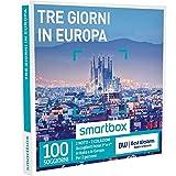 SMARTBOX - Cofanetto Regalo - TRE GIORNI IN EUROPA - Hotel 3* e 4* in Italia e in Europa