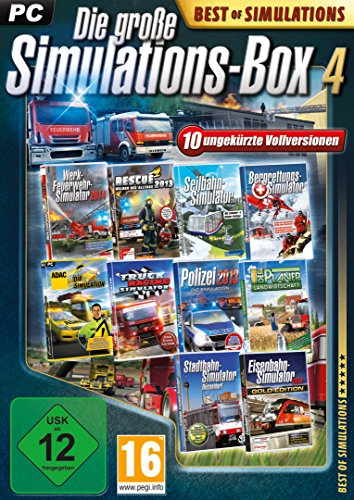 Die große Simulations-Box 4: Best of Simulations
