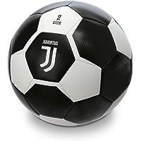 Mondo-Juventus Sport - Pallone da Calcio cucito F.C. Juventus - size 2 - 220 g - Prodotto ufficiale - Colore bianco/nero…