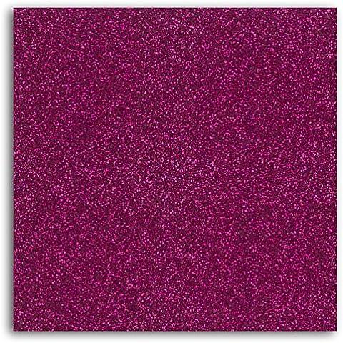 Mademoiselle Toga meg805brillare thermocollant tessuto fucsia 21x 30x 0,1cm