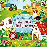 Telecharger Livres Les bruits de la ferme Mon livre sonore a toucher (PDF,EPUB,MOBI) gratuits en Francaise