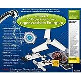 Lernpaket 50 Experimente mit regenerativen Energien (Elektronik Lernpakete)